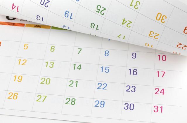 pixta_9976003_Sカレンダー
