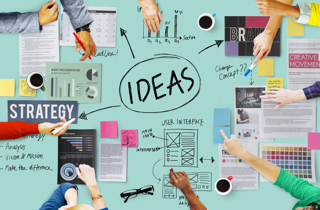 Ideas Concept Mission Proposal Strategy Vision Concept