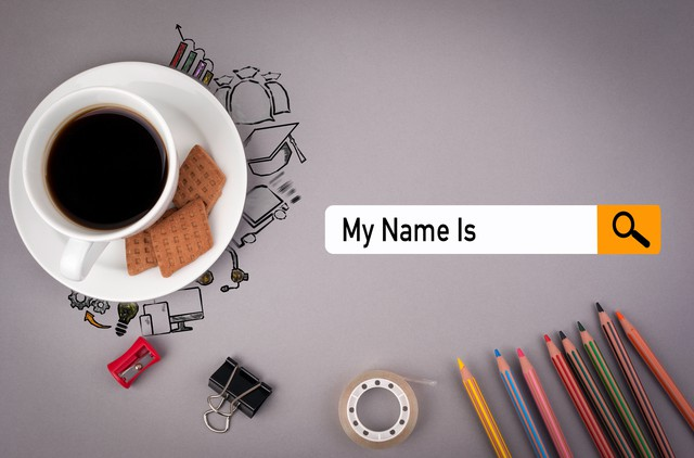 My Name Is. Searching Browsing, Information Networking Concept